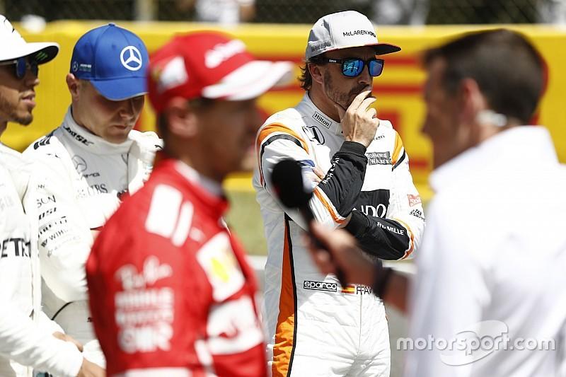 """A Mercedes kacérkodik Alonsóval: """"Velünk a bajnoki címért harcolhatna"""""""