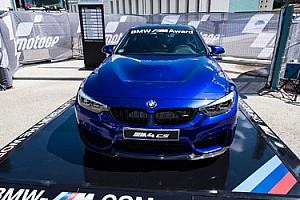 OTOMOBİL Özel Haber MotoGP'nin sıralama şampiyonu bu BMW M4 CS'i kazanacak
