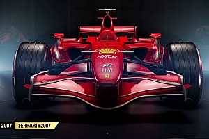 eSport BRÉKING Négy retro Ferrari is lesz az F1 2017 játékban: Räikkönen?