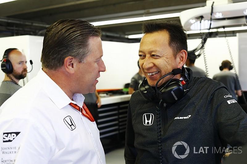 Brown: F1'in Çin'de iki yarışa ihtiyacı var