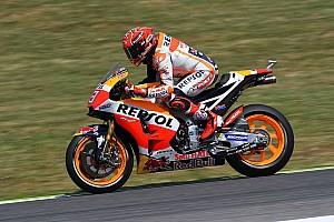 MotoGP Репортаж з практики Гран Прі Каталонії: у першій вологій практиці найкращим став Маркес