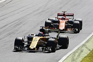 Formule 1 Actualités McLaren décrit un moteur Renault plus fiable et plus puissant