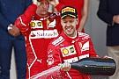 """Fórmula 1 Vettel explica estratégia: """"não tinha nada a perder"""""""