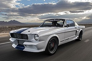 Automotive Special feature First Drive: Classic Recreations Pro-Touring 1966 Shelby Mustang GT350CR