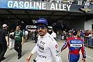 IndyCar Alonso'dan IndyCar'a geçiş'e cevap: