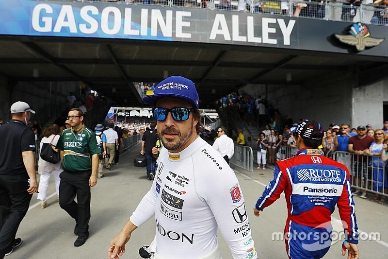 Алонсо задумался о переходе в IndyCar