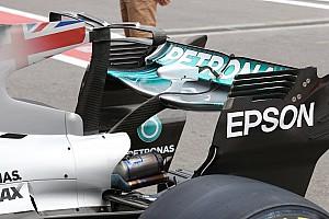 Технічний брифінг: рішення Mercedes для Баку