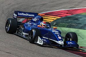Formula V8 3.5 Reporte de prácticas Fittipaldi y Menchaca mandan en las prácticas de la World Series en Nurburgring