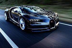 OTOMOBİL Son dakika Montoya 400km/s dünya rekorunu Bugatti Chiron ile kırdı