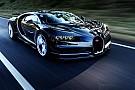 Auto Bugatti Chiron - Moins d'une minute pour le 0-400-0km/h!