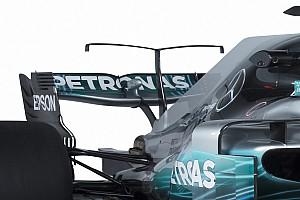 Formel 1 News F1-Chefdesigner: Mercedes W08 auffälligstes Auto der Formel 1 2017