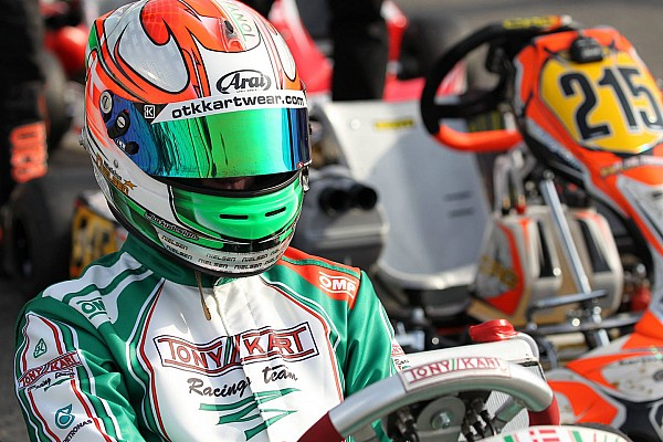 Kart Nielsen takes second straight Winter Cup title