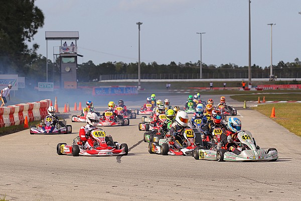 Kart Points shake-up in qualifying for ROK's Championship Sunday