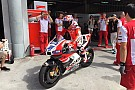 Stoner makes return Ducati MotoGP test outing