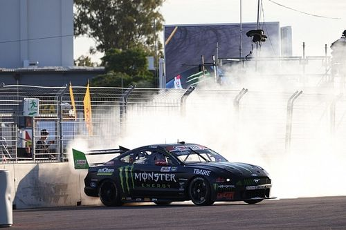 Supercars Townsville: Waters holds off van Gisbergen in finale
