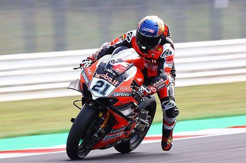 SBK: Misano è tricolore, Rinaldi trionfa in Gara 1