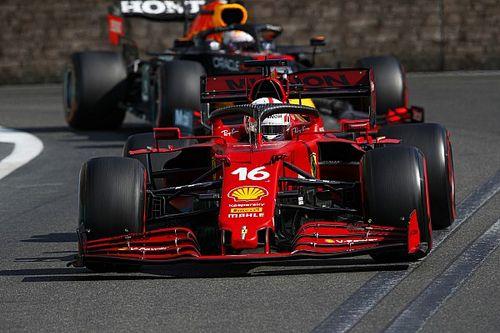 Binotto esperaba algo mejor de Ferrari en Azerbaiyán