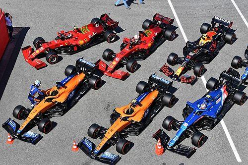 Estado del campeonato de F1 tras el GP de España