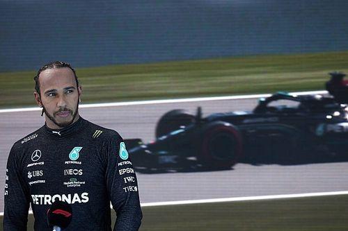 """Hamilton """"Piloto del Día"""" del GP de España F1"""