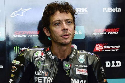 Rossi still confident in VR46's MotoGP step despite sponsor confusion