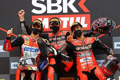 Ducati-Jubel in Barcelona: Redding gewinnt, Bassani mit Führungsrunden