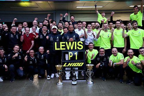 Lewis Hamilton: De statistieken van 100 overwinningen