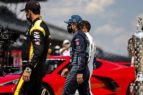 Alonso asegura no tener claro si volverá a la Indy 500