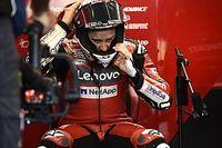 Dovizioso: Hubiera sido interesante ver a Márquez con estas gomas