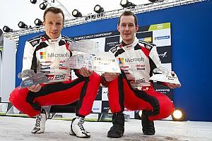 Rally di Svezia: è di Kris Meeke il salto più lungo al Colin's Crest nell'edizione 2019!