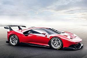 Ferrari P80/C : la descendante d'une lignée exceptionnelle