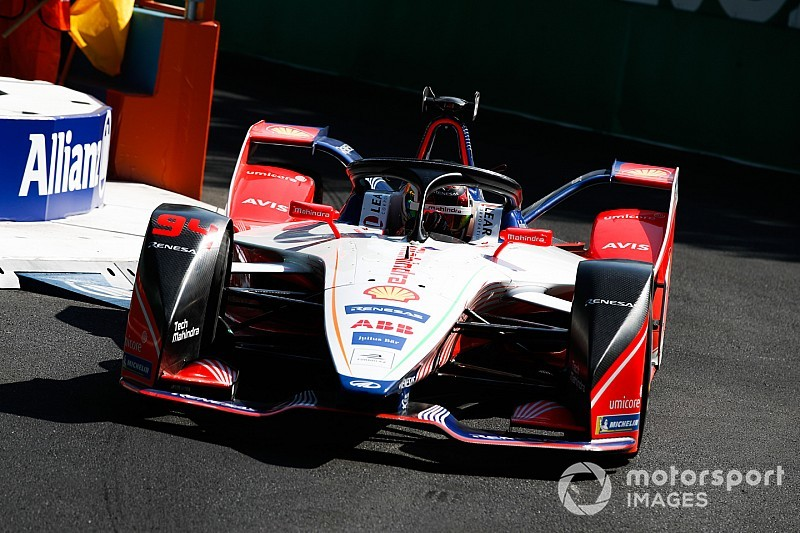 Santiago E-Prix: Mahindra misses out on second straight FE win