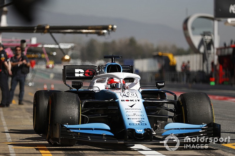 Williams making car changes to ensure legality