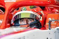 Kubica va piloter l'Alfa Romeo en EL1
