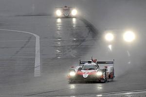 دبليو إي سي: تويوتا تحتل المركزين الأول والثاني في سباق شنغهاي