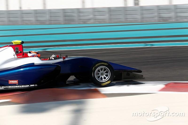 Kari ook snelste op tweede dag GP3-test in Abu Dhabi