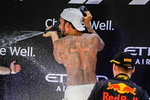 Body-Check: Das steckt hinter den Tattoos von Hamilton und Ricciardo