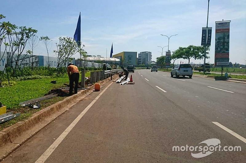 BSD City Grand Prix berencana pindah lokasi