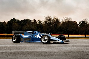 Team Menard's 1982 Indy 500 racer is being sold in January