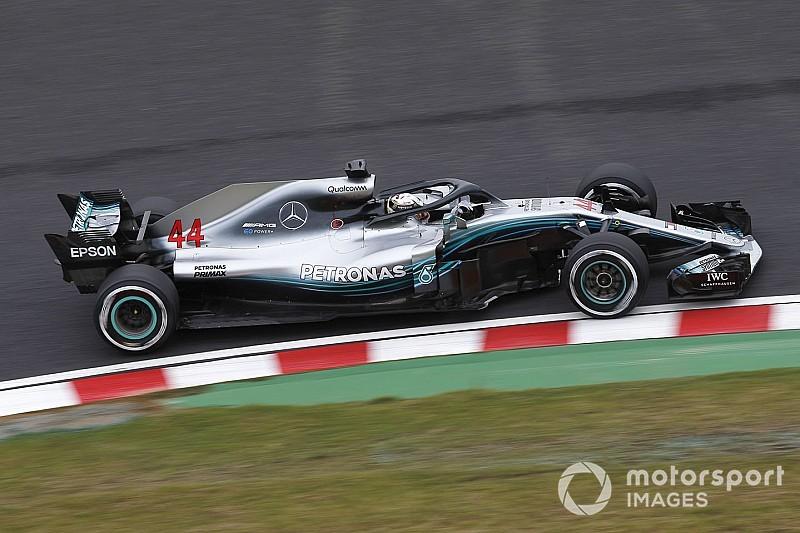 F1, Suzuka, Libere 1: Mercedes in fuga, Ferrari in difficolta e Red Bull in mezzo