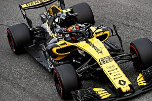 Sainz: Renault can match Mercedes, Ferrari engines in 2019