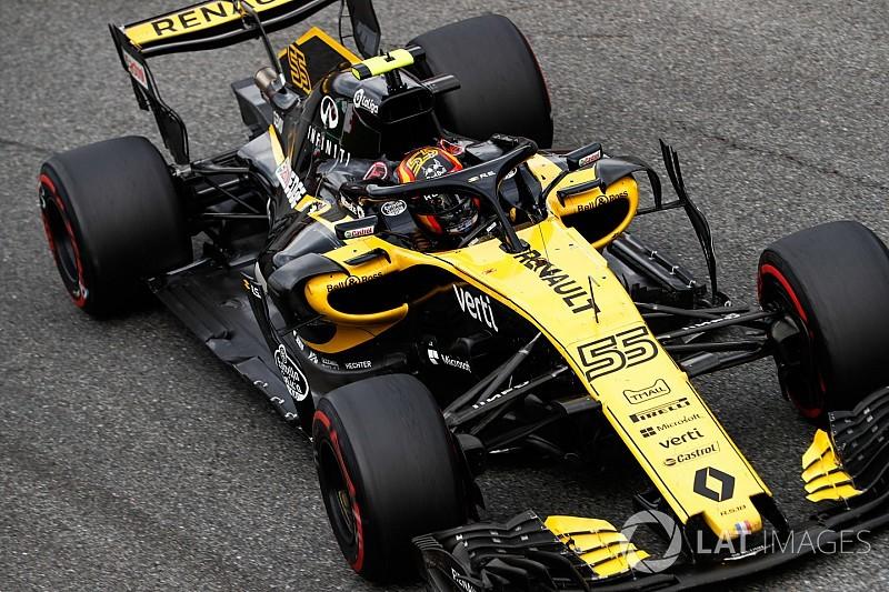 Sainz Renault Can Match Mercedes Ferrari Engines In 2019