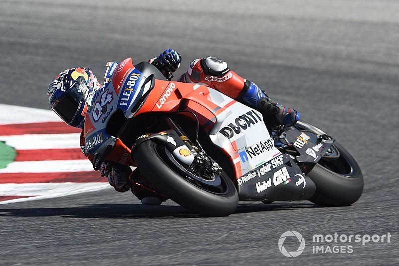 EL1 - Ducati verrouille les premières places