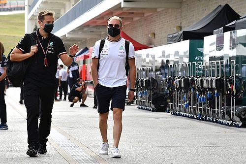 Bottas, kontrat görüşmelerinde Alfa Romeo'nun Andretti'ye satılma ihtimalinden habersizmiş