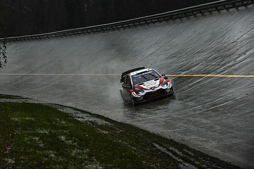 Финал сезона WRC перенесли из Японии в Монцу