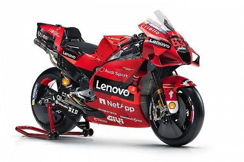 La DucatiDesmosedici GP21 dévoilée