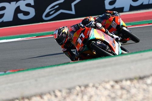 Moto3: Acosta beffa Foggia e fa bis a Portimao
