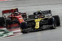 Renault croit toujours à la troisième place mais se méfie de Ferrari