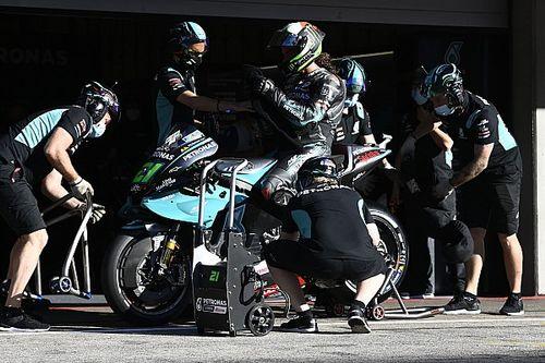 Spanning tussen Yamaha en SRT weggenomen, nieuw contract lonkt