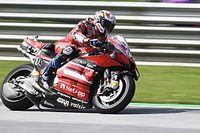 "Dovizioso has no ""Plan B"" after Ducati MotoGP exit"