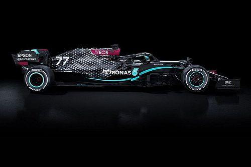 Chefe da Mercedes explica como Hamilton impactou na nova cor do carro de 2020